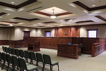 city of pooler council chambers